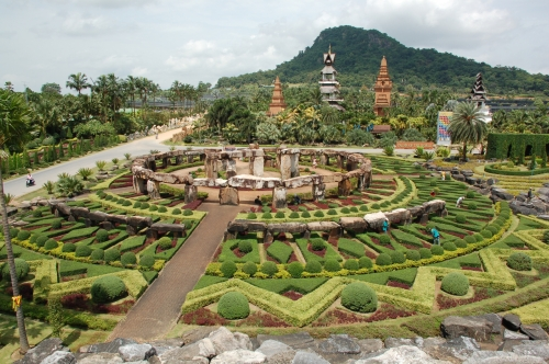 Nong Nooch Tropical Gardens