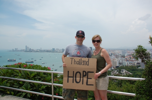 Hope Overlooks Pattaya