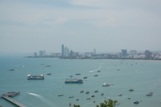 Overlooking Pattaya