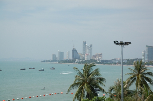 View of Pattaya