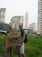 Hope in Bangkok