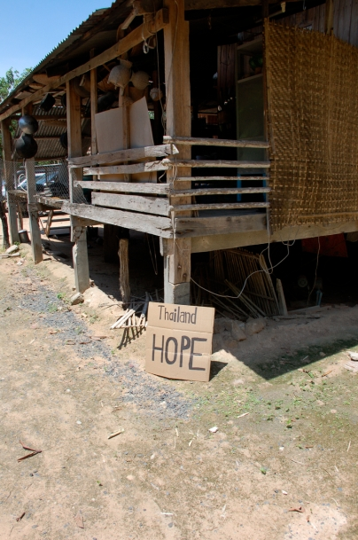 Hope visits the Village of Ban Non